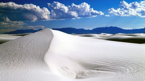 White Sands Monument, New Mxico